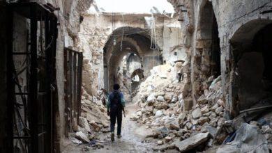 صورة معهد دراسات: الجيش السوري هو المتسبب بالدمار والقتل في سوريا