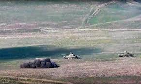 """صورة """"أرمينيا"""" تعلن الحرب على """"أذربيجان"""" رسمياً"""
