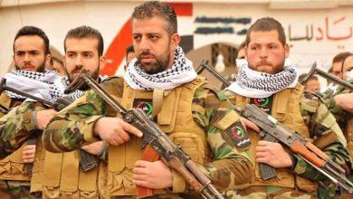 صورة النظام السوري للمقاتلين العرب: عودوا إلى بلادكم