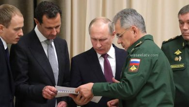 صورة صحيفة إسرائيلية: الأسد يستنجد بروسيا للتطبيع مع إسرائيل