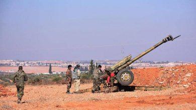 صورة إدلب … قصف مدفعي وتعزيزات تركية جديدة