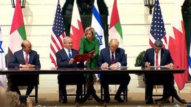 صورة 3 دول عربية تستعد لنادي التطبيع!