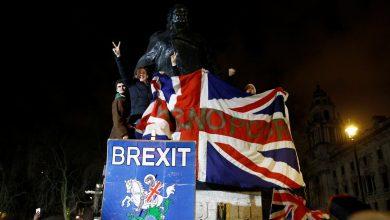 """صورة نواب بريطانيون يسعون لإلغاء جزء من """"بريكسيت"""""""