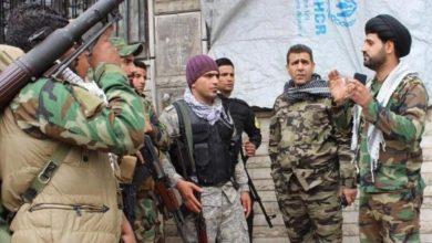 صورة الجيش الإيراني: وجودنا في سوريا استشاري فقط