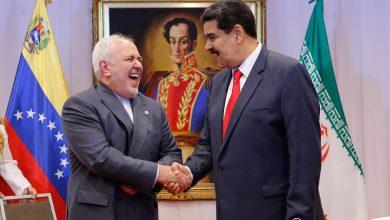 صورة عقوبات أمريكية على طهران تشمل الرئيس الفنزويلي