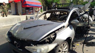 صورة نجاة قياديين مدعومين من روسيا من محاولة اغتيال في درعا