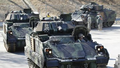 صورة التحالف يدخل تعزيزات عسكرية جديدة لشمال شرق سوريا