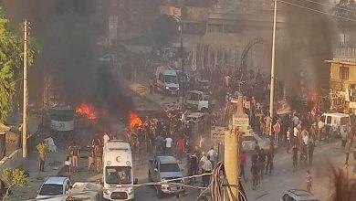 صورة مفخخة توقع 6 قتلى في عفرين