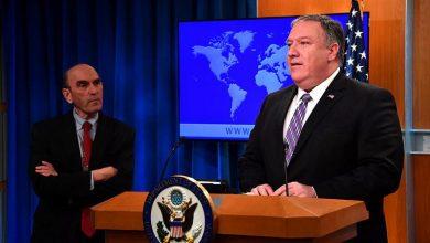 صورة الولايات المتحدة: العقوبات الجديدة على إيران قادمة