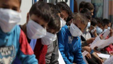 """صورة 213 إصابة بكورونا في مناطق """"الفصائل"""""""