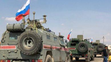 """صورة تعزيزات روسية إلى الحسكة..وتوتر بين قسد و""""الجيش"""""""