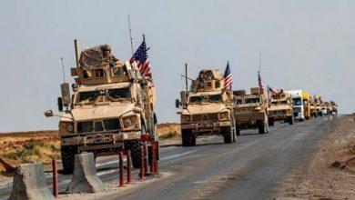 صورة أمريكا تنقل آليات عسكرية من حدود تركيا ووفد سعودي يلتقي عشائر دير الزور