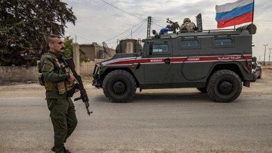 صورة لافروف ينهي القتال بين المعارضة والأسد!