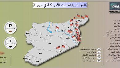 صورة أمريكا توسع قواعدها في سوريا