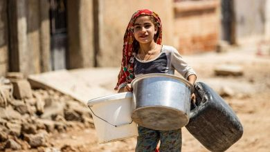 صورة سلامة عمال الإغاثة بشمال غرب سوريا مطلب أممي