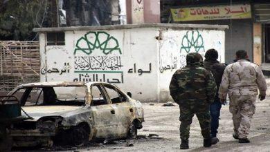 """صورة هل تخلص الجولاني من """"أحرار الشام""""؟"""