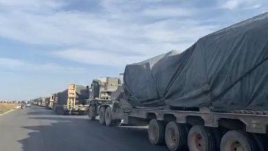"""صورة غارات روسية جنوب إدلب وأنقرة تغادر """"مورك"""""""