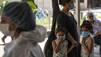 صورة توقعات بازدياد أعداد المصابين بكورونا في سوريا