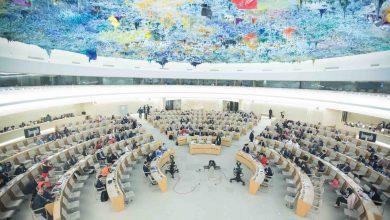 صورة الشبكة السورية تدين انضمام روسيا والصين لمجلس حقوق الإنسان