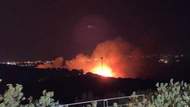 صورة حمص تنضم إلى جحيم الحرائق