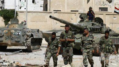 """صورة هجوم لـ """"داعش"""" يوقع 17 قتيل للجيش السوري"""