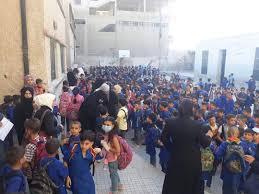 """صورة """"كورونا"""" بين صفوف الكوادر التعليمية والطلاب في سوريا"""