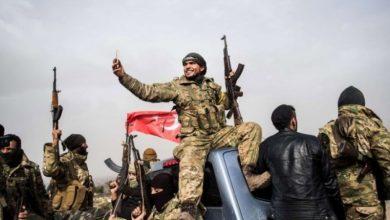 صورة المجلس الإسلامي السوري يندد بقتال السوريين بأذربيجان
