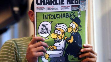 """صورة """"ماكرون"""" يقدم اعتذرا مبطنا لإساءته لمقدسات المسلمين!"""