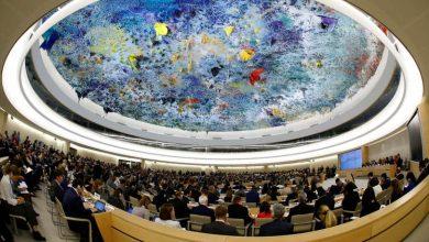 """صورة دعوات لإقصاء """"روسيا"""" من مجلس جقوق الإنسان"""