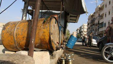 """صورة """"وتد"""" ترفع أسعار المحروقات في إدلب"""