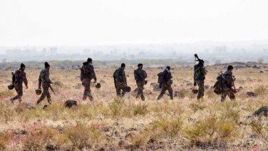 صورة تخوف روسي من تسلل مقاتلين سوريين وليبيين إلى أراضيها من قره باغ