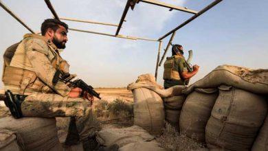 """صورة """"قره باغ"""" تعلن اعتقال مقاتل سوري"""