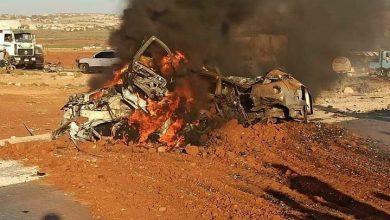 """صورة البنتاغون يتبنى استهداف قاضي """"حراس الدين"""" في إدلب"""