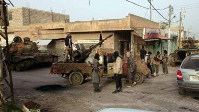 """صورة """"قسد"""" تواصل حملات الاعتقال في دير الزور"""