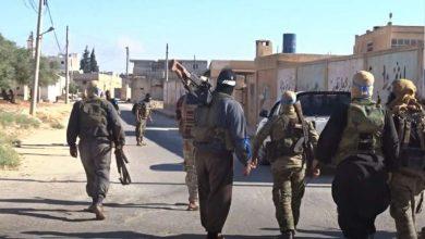 """صورة """"جهاديون"""" يهاجمون مقراً لـ """"تحرير الشام"""" غرب حلب"""