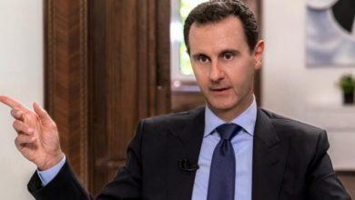"""صورة إلغاء """"المصالحة الوطنية"""" بأمر من بشار الأسد"""