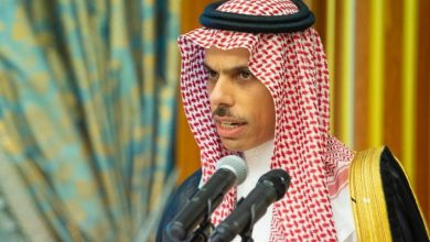 صورة السعودية: لا تطبيع مع إسرائيل من دون الاعتراف بدولة فلسطينية