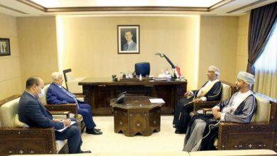 صورة عُمان تعيد فتح سفارتها في دمشق