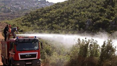 صورة الحكومة السورية ترفض توريد سيارات الإطفاء