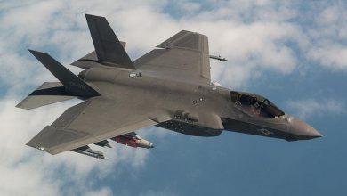 """صورة لماذا تتنافس قطر والإمارات على """"F-35"""" ومجالهما الجوي لا يسمح!"""