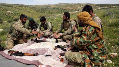 صورة الكرملين: المقاتلون السوريون في قره باغ موضع قلق لموسكو