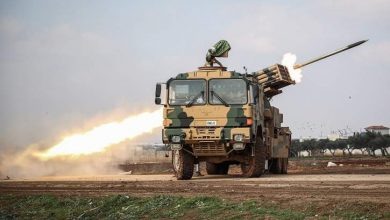 """صورة الجيش التركي يصعد هجماته على مواقع """"قسد"""" بريف حلب"""