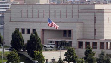 صورة السفارة الامريكية في تركيا تحذر رعاياها من تهديدات محتملة