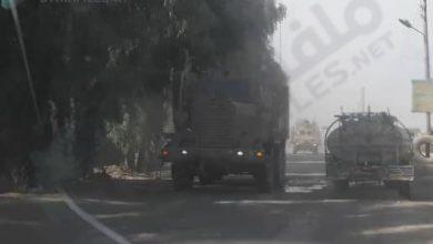صورة قاعدة أمريكية في مرمى الهاون الإيراني.. وتعزيزات إلى الباغوز
