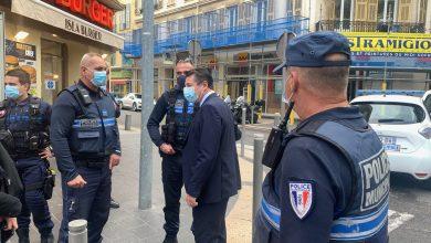صورة ثلاثة قتلى بهجوم بالسلاح الأبيض في مدينة نيس الفرنسية