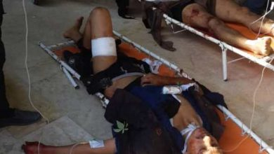 صورة مجزرة روسية ضد فيلق الشام توقع75 قتيلا.. ووعيد بالرد