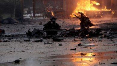 """صورة مسيرة تركية توقع قياديين اثنين من """"قسد"""""""