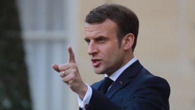 """صورة الرئيس الفرنسي يصف هجوم اليوم في نيس بـ """"الإرهابي الإسلامي"""""""