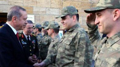 """صورة """"أردوغان"""" الحل العسكري لا يزال قائماً في سوريا"""