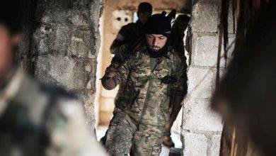 صورة الحبس الاحتياطي لمتطرف فرنسي عائد من سوريا